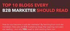 Ten blogs every marketer should read