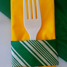 Masters Party - utensils