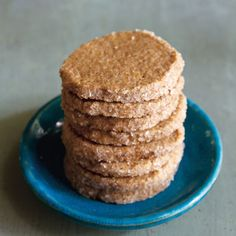 Salted Rye Cookies Recipe | Epicurious.com