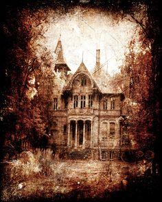 haunted house??