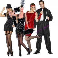 Casino theme party dress up