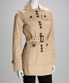 Love this trench!!