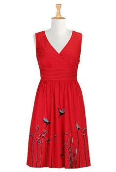 Summer Clothes For Women , Vintage Inspired Dresses
