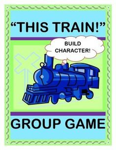 """Get on board """"THIS TRAIN"""", if you're a Hard Worker, a Fair Player, or a Kind Kiddo!  This GROUP GAME celebrates all the best qualities of GOOD CITIZENSHIP in your class!  Play an ACTIVE GAME, set to a wonderful American folk tune.  Simple SONG DIRECTIONS are included-- no music skills needed!  Have fun and BUILD CHARACTER!  (6 pages)  From Joyful Noises Express TpT!  $"""