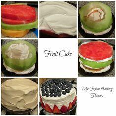 ... Pinterest | Costco Cake, Fresh Fruit Cake and Watermelon Fruit Cakes