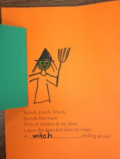 Halloween Class Book (from Mrs. Goff's Pre-K Tales)