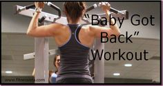 """""""Baby Got Back"""" Workout -- Fitnessista"""