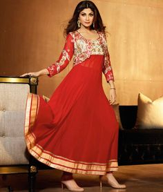 Find HOT #Deals on Shoppers99 for #Bollywoodanarkali suit and indian Anarkali Dresses endorsed by the #Bollywood Diva #ShilpaShetty . Shop with confidence.  Click here:- http://www.shoppers99.com/bollywood/shilpa_shetty_designer_anarkali_suits