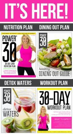 Check out this 30-day carb rotation to get back to a healthier lifestyle!