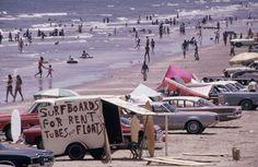 beaches, west beach, galveston west, texas, atlant, 1970s, mexico draw