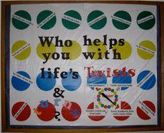bulletin boards counselors | Counselor Bulletin Boards & Classroom Ideas | MyClassroomIdeas.com