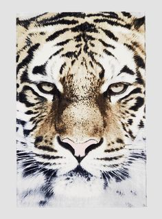 Couverture and The Garbstore - Homeware - Pop Up Shop - Tiger Beach Towel