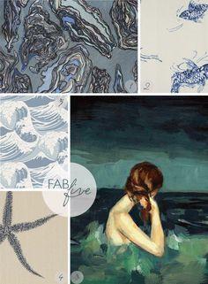 Fab Five: Deep Blue Sea - CLOTH & KIND