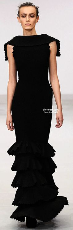 coutur azzedin, bridesmaid dresses, runway, couture, dress 20142015
