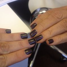 Like mother like daughter! Nicole by OPI color 'smile for the glam-era!'