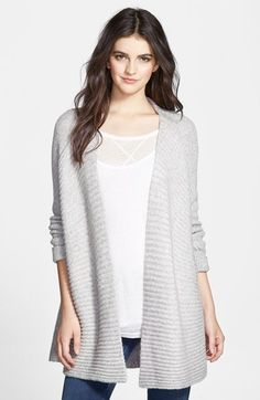 open front sweater / sam edelman
