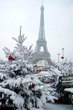 ✯ Christmas in Paris
