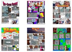 Multiple student-created Math Comic Life examples  http://www.sanjuan.edu/webpages/pribadeneira/view.cfm?subpage=68810