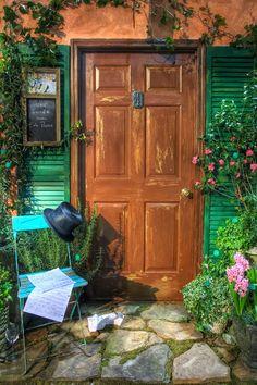 Musician's Door
