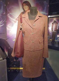 Elisabeth Sladen Sarah Jane Smith costume Doctor Who