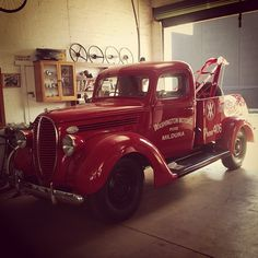 1939 Ford Tow Truck