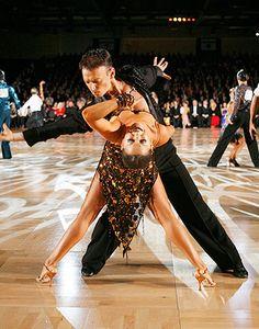 Latin Dancing!