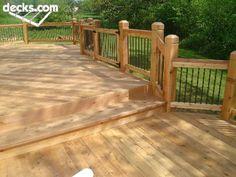 !Cedar Deck