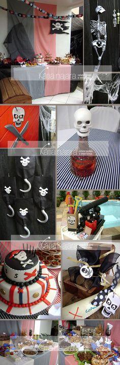 Festa pirata /pirate party