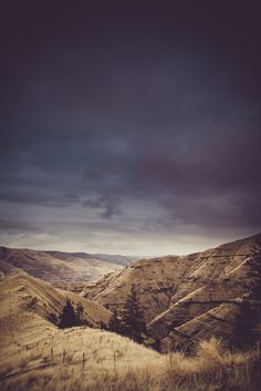 On the road to Hells Canyon