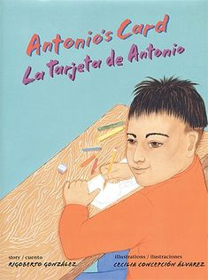 Antonio loves words, because words have the power to express feelings like love, pride, or hurt. Mother's Day is coming soon, and Antonio searches for the words to express his love for his mother and her partner, Leslie. But he's not sure what to do when his classmates make fun of Leslie, an artist, who towers over everyone and wears paint-splattered overalls.
