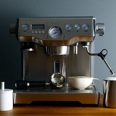 Breville Dual Boiler™ Espresso Machine