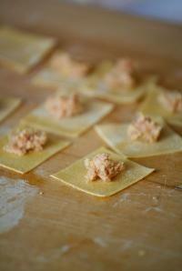 Meat Filled Pasta - Tortellini Bolognese