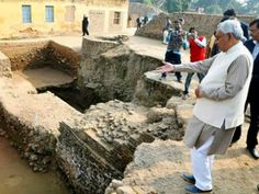 Remains of an ancient university have been discovered in Bihar, which is home to Nalanda and Vikramshila universities, officials Tuesday said   Remains of an ancient university have been discovered in Bihar, which is home to Nalanda and Vikramshila universities [Credit: Economic Times]