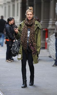 #streetstyle #style #streetfashion #fashion #animalprint #leopardprint