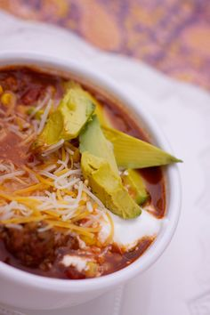 Taco crockpot recipe