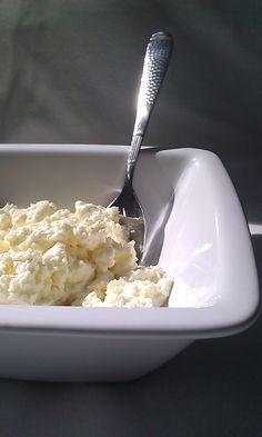 Raw Milk Cottage Cheese