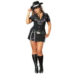 Adult western style costumes extra large sizes Night Out
