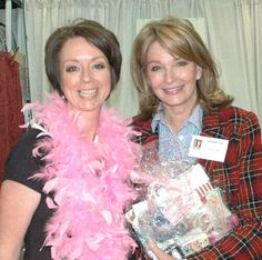 See Shabby Lane Shops with Deidre Hall of Days of our Lives!
