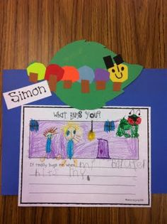 Bugs, bugs, bugs! Good for intro of idioms