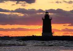 Lighthouse @ Cape Henlopen State Park  Lewes, Delaware