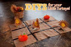diy thanksgiving activities