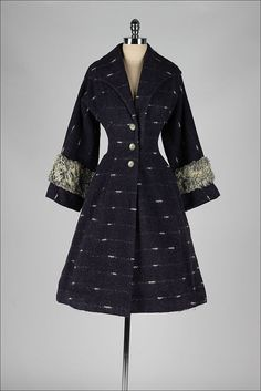 1950's Lilli Ann Coat. Awesome........