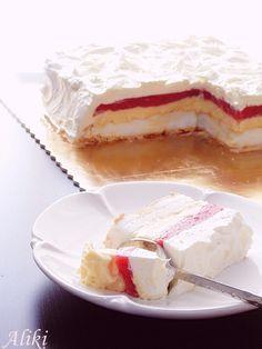 Kapri torta sa jagodama