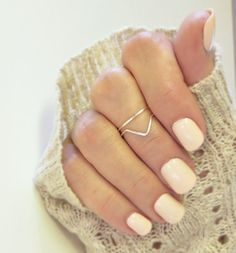 Above Knuckle Ring