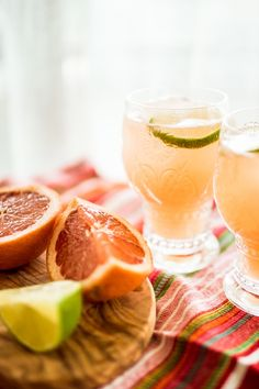 The Fresh Paloma is a tart, refreshing, and quick to create! Made with grapefruit and and tequila, this cocktail is our new summer favorite.