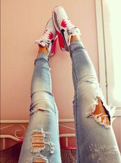 Nike & Skinnies