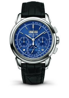 Patek Philippe Perpetual Calendar Chronograph | HauteTime