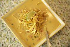 Bahama Mama Tortilla Soup from Rumbi Island Grill