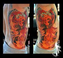 phoenix by ~eminimal on deviantART