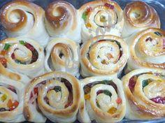 Chelsea buns